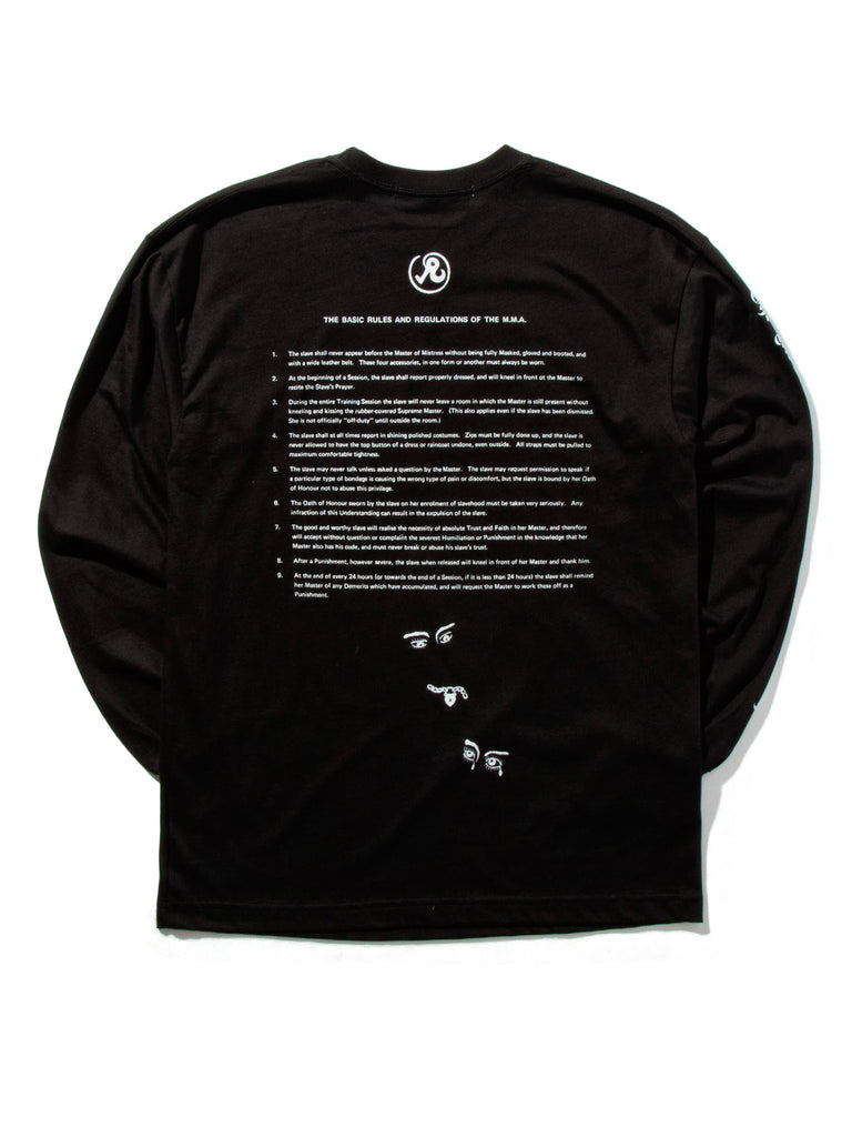 Masters and Mistresses Long Sleeve T-Shirt