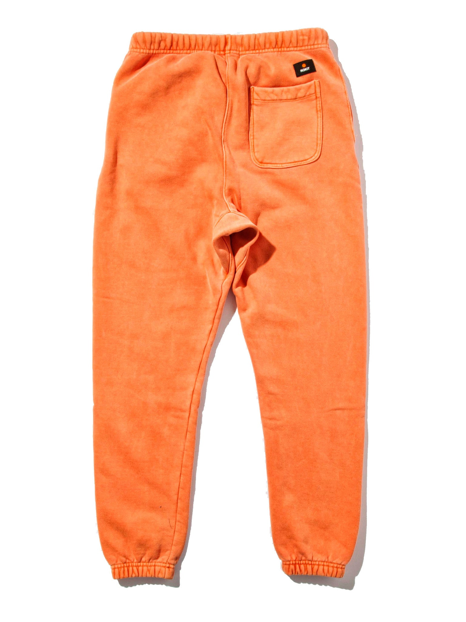 Orange Rumble Sweatpant 6