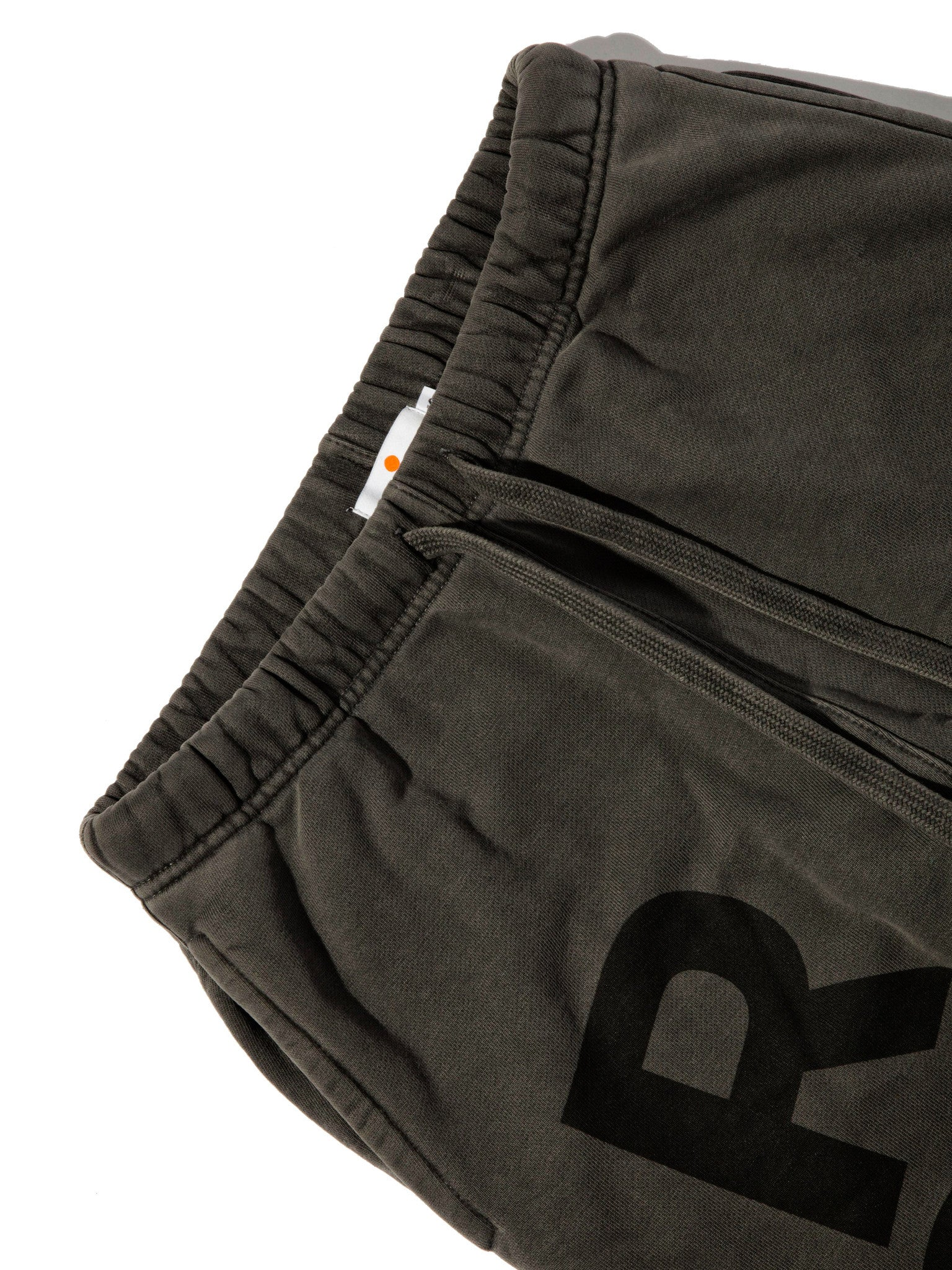 Orange Rumble Sweatpant 9
