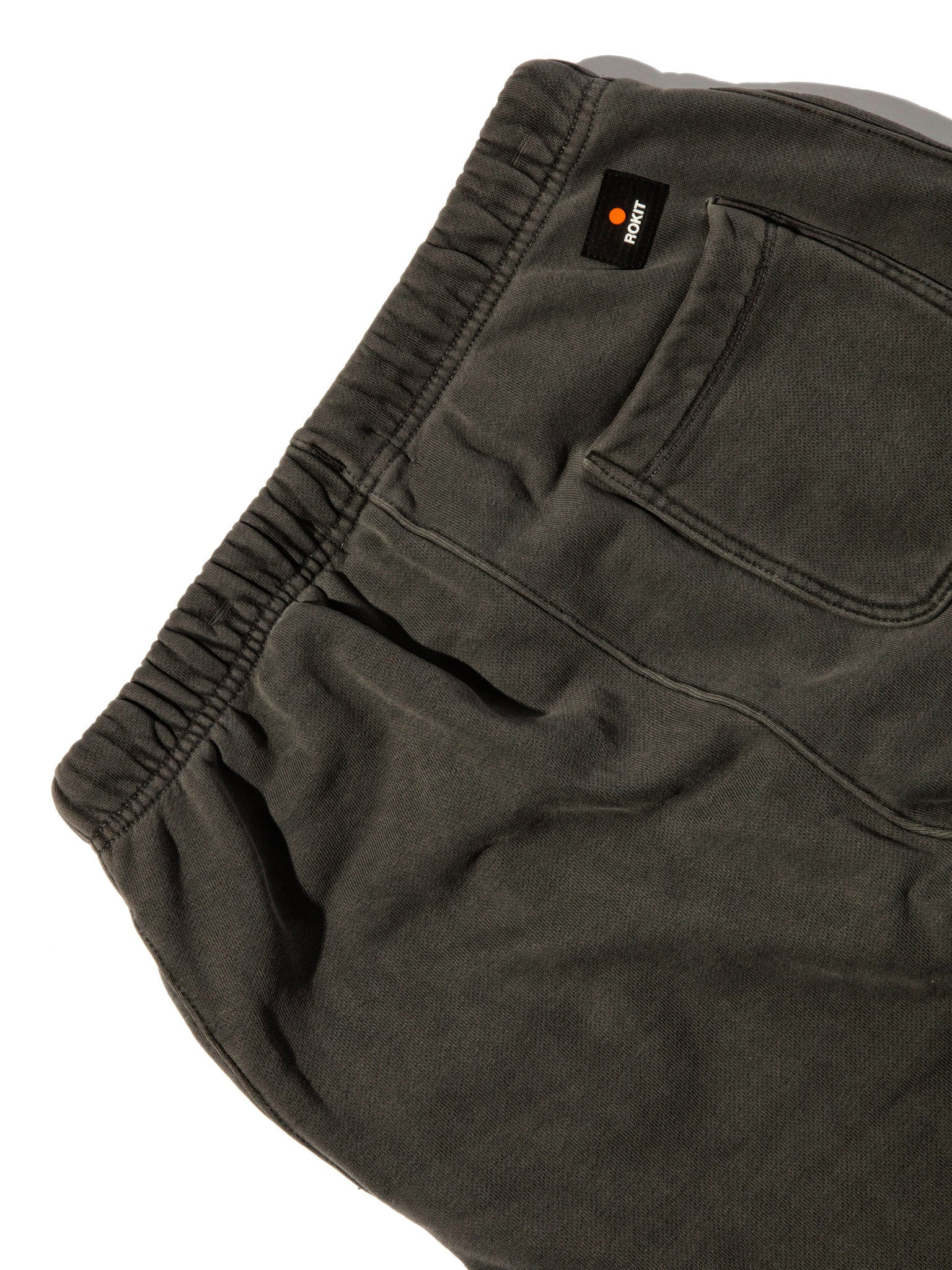 Orange Rumble Sweatpant 10
