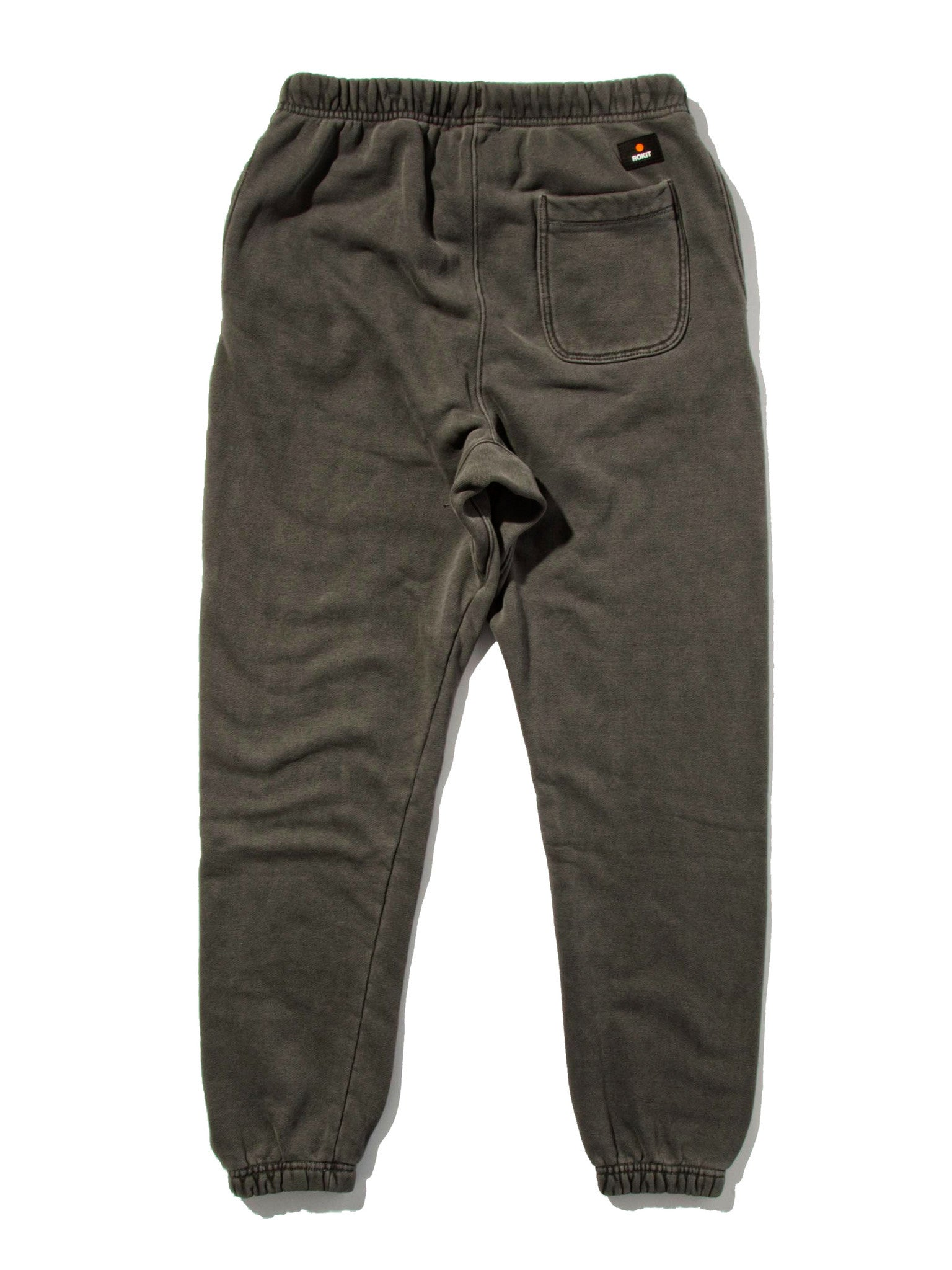 Orange Rumble Sweatpant 8
