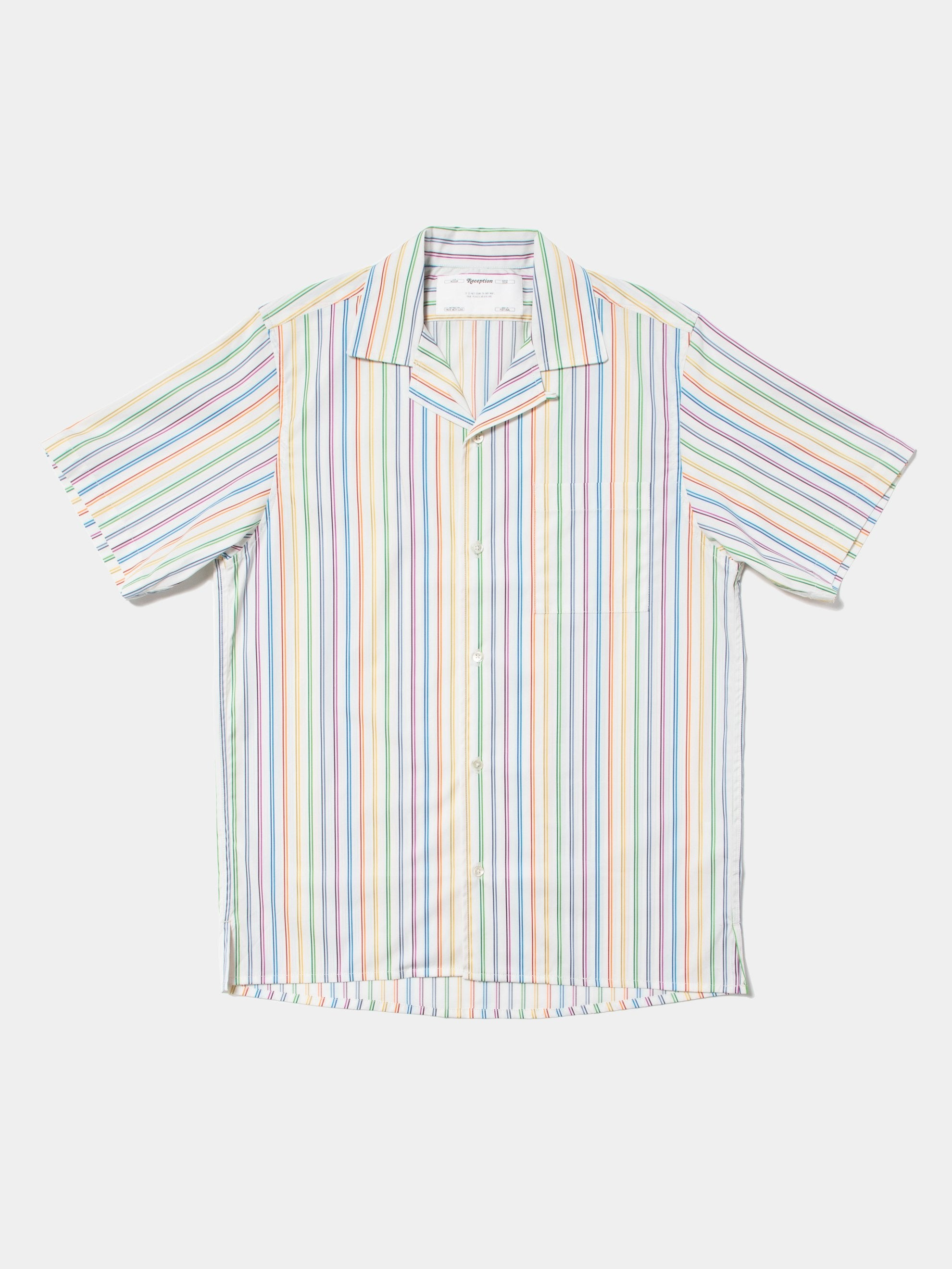 Multicolor Bowling SS Shirt 1