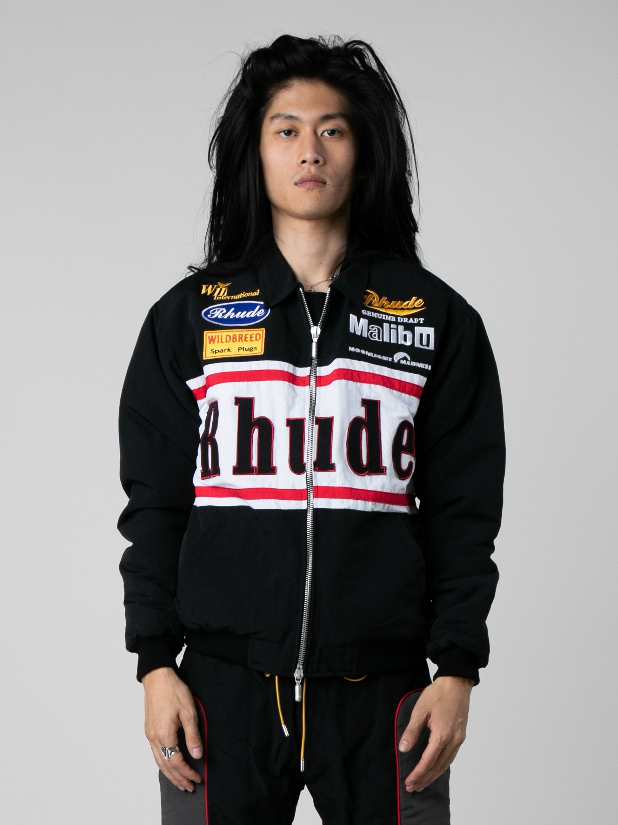 Black Rhacing Jacket 2