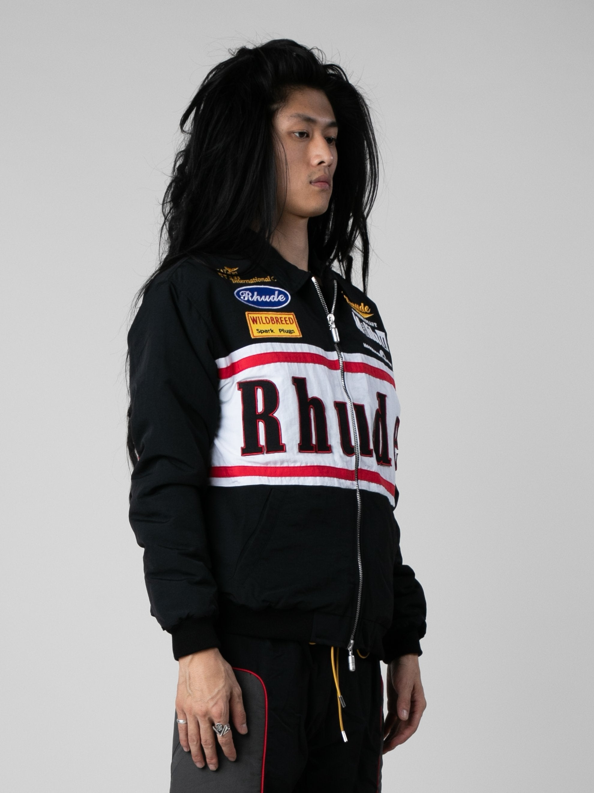 Black Rhacing Jacket 4