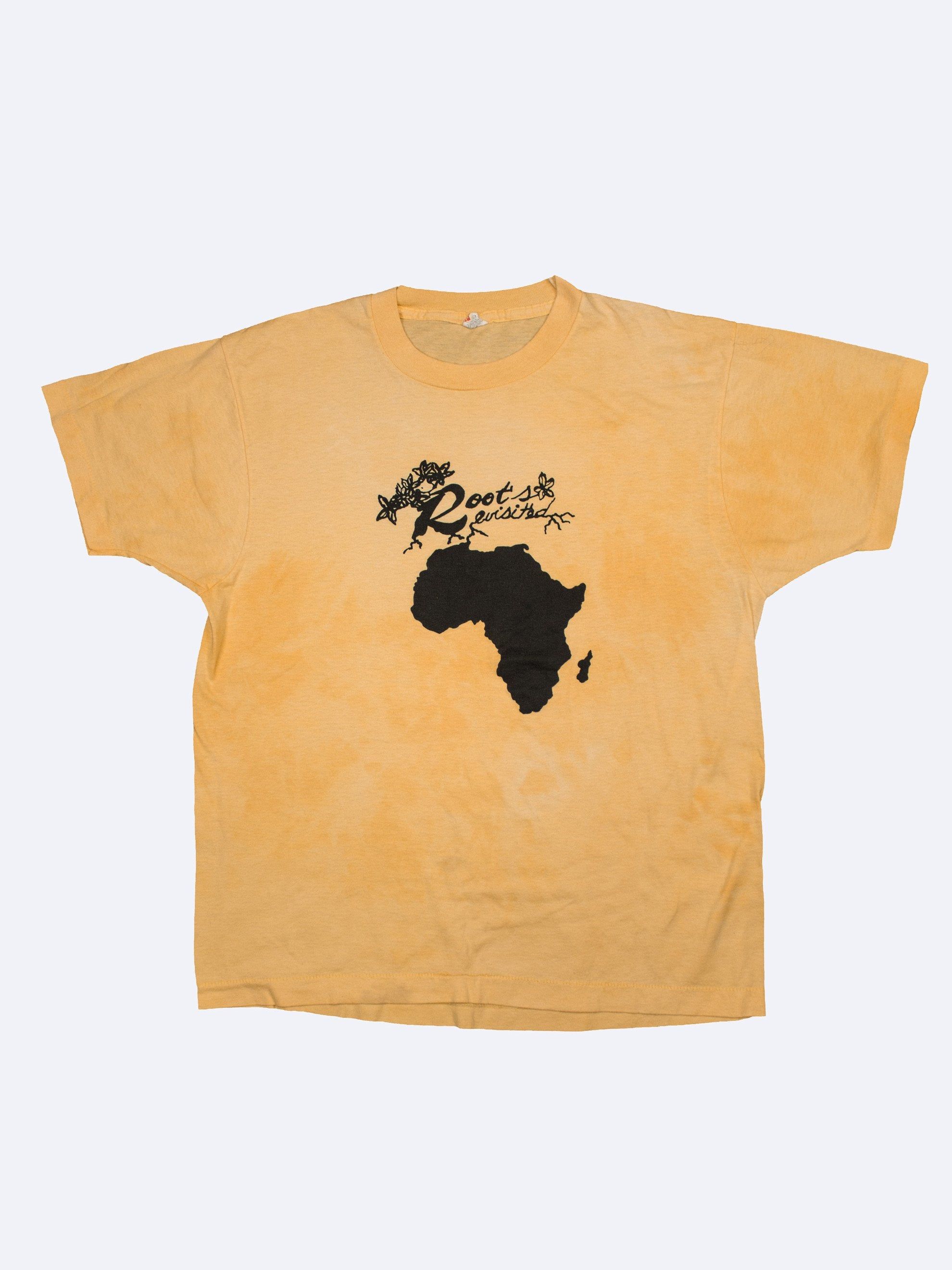 Orange 1980's Roots Revisited T-Shirt 1