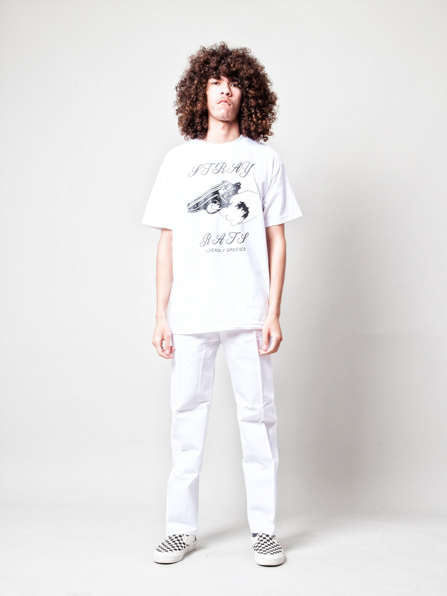 White Deadly Species T-Shirt 2