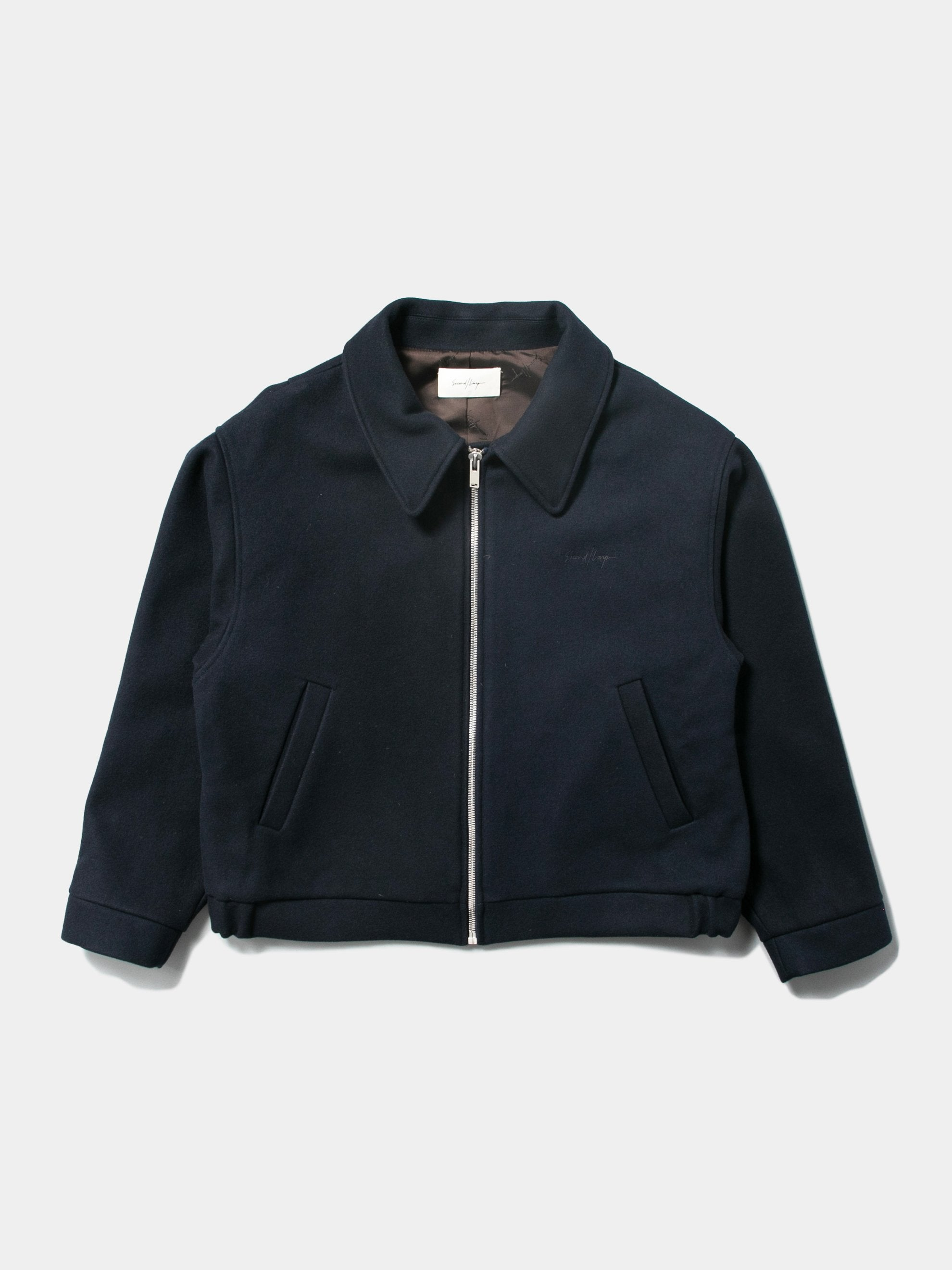 Black Barras Blouson 1