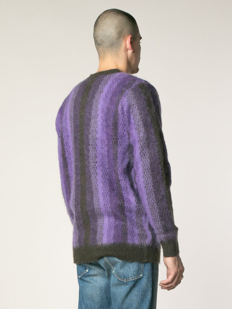 Striped Mohair Cardigan13753564168269