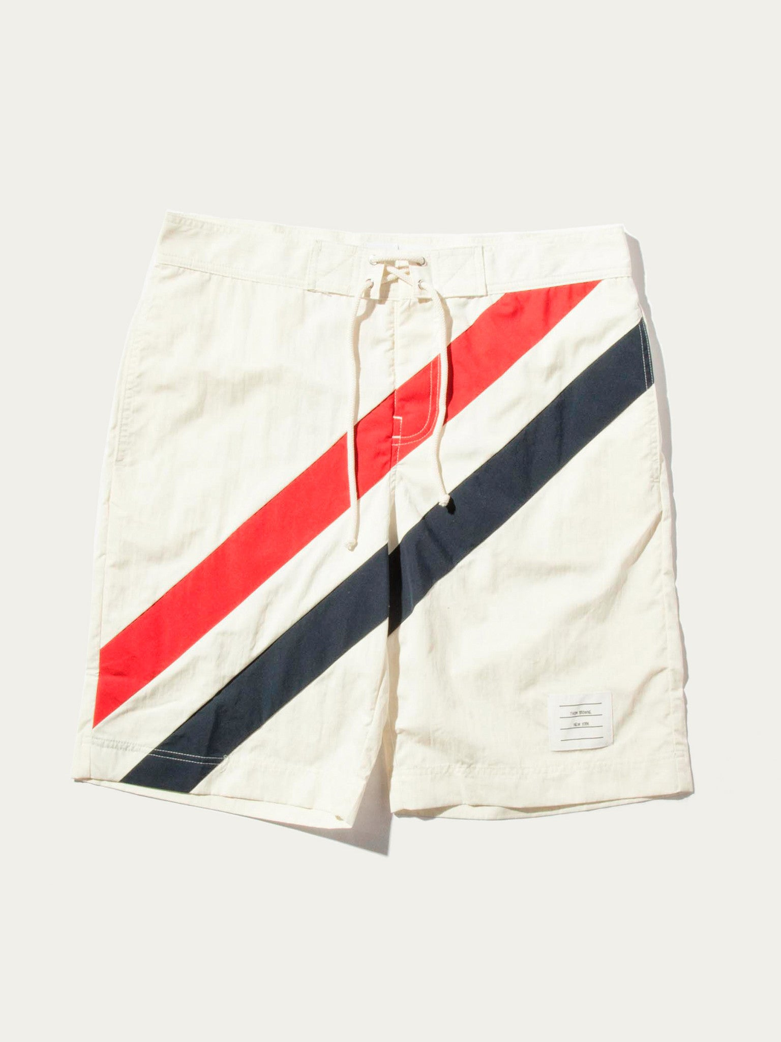 Board Short (Diagonal Stripe/Peach Face Swim Tech)