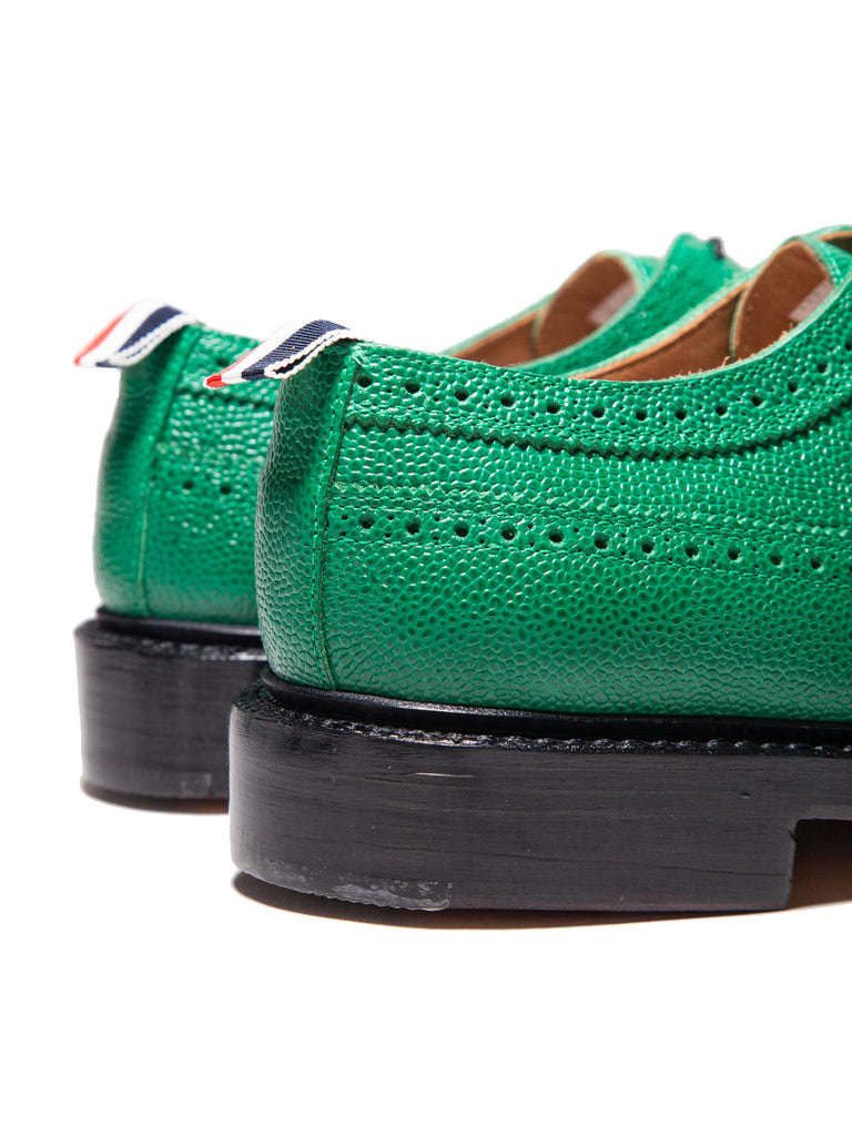 Dark Green Classic Longwing (Leather Sole/Pebble Grain) 219674176393