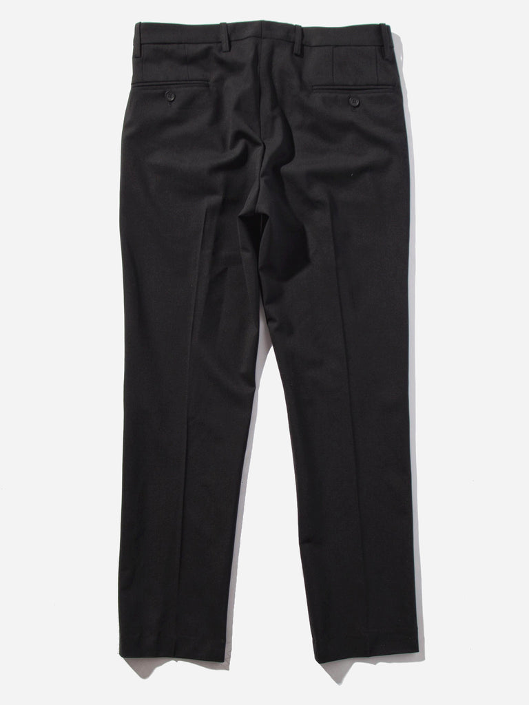 Black Cropped Tailored Trouser 718757710345