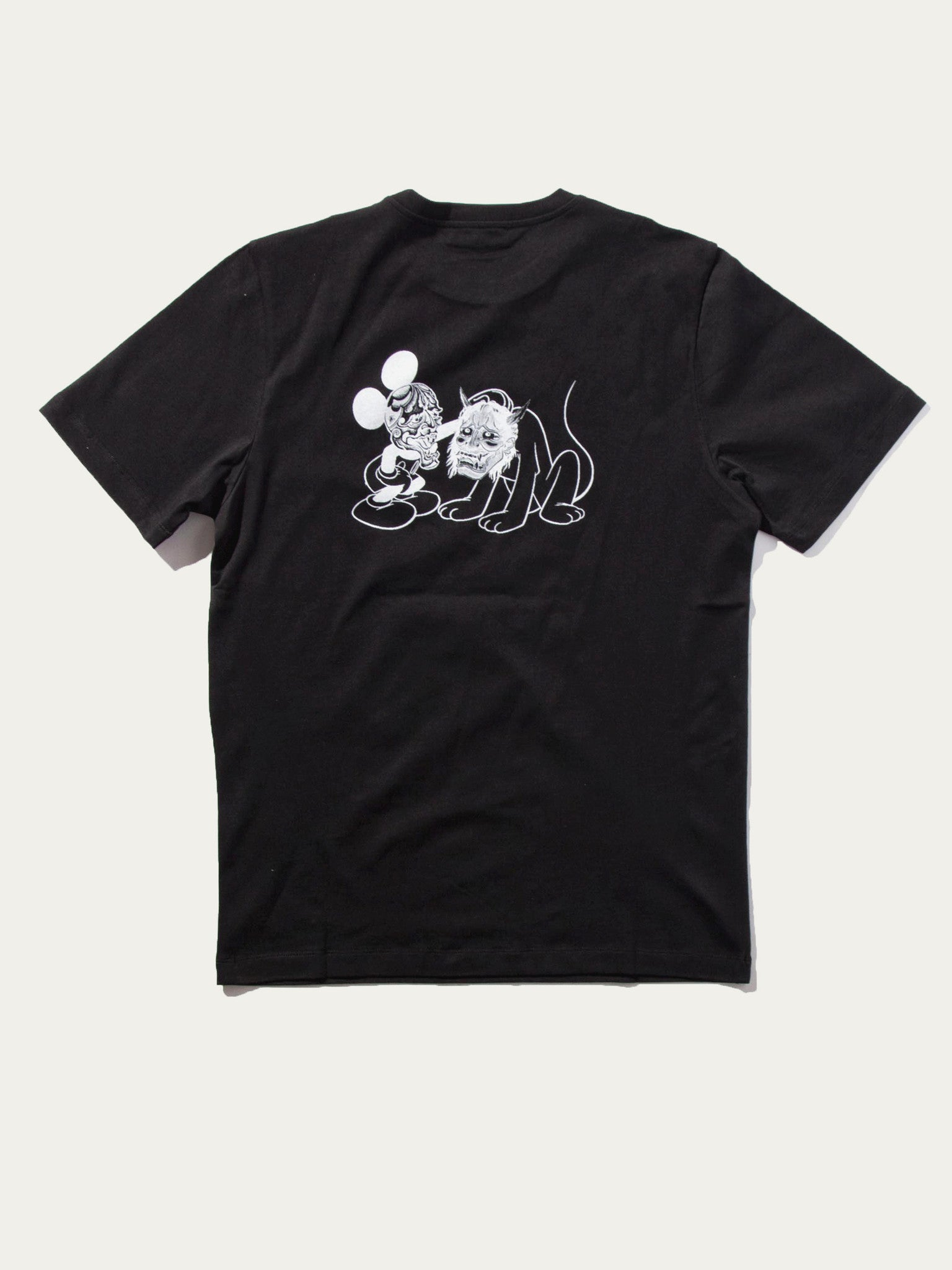 Black My Dog Graphic T-Shirt 1