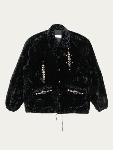 Crash Velour Jacket