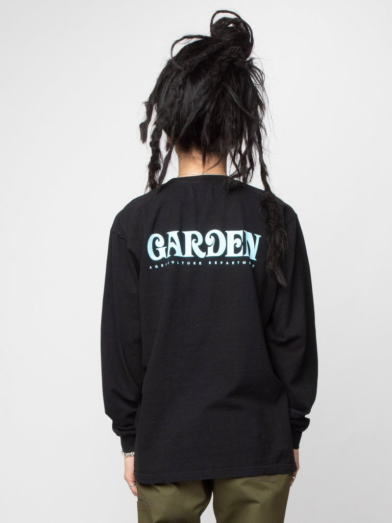 Garden Long Sleeve T-Shirt15845048221773