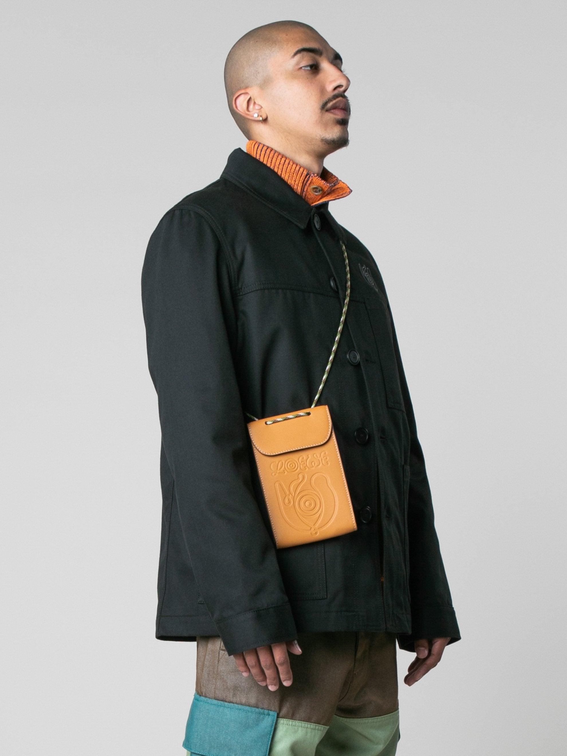 Black ELN Workwear Jacket 4