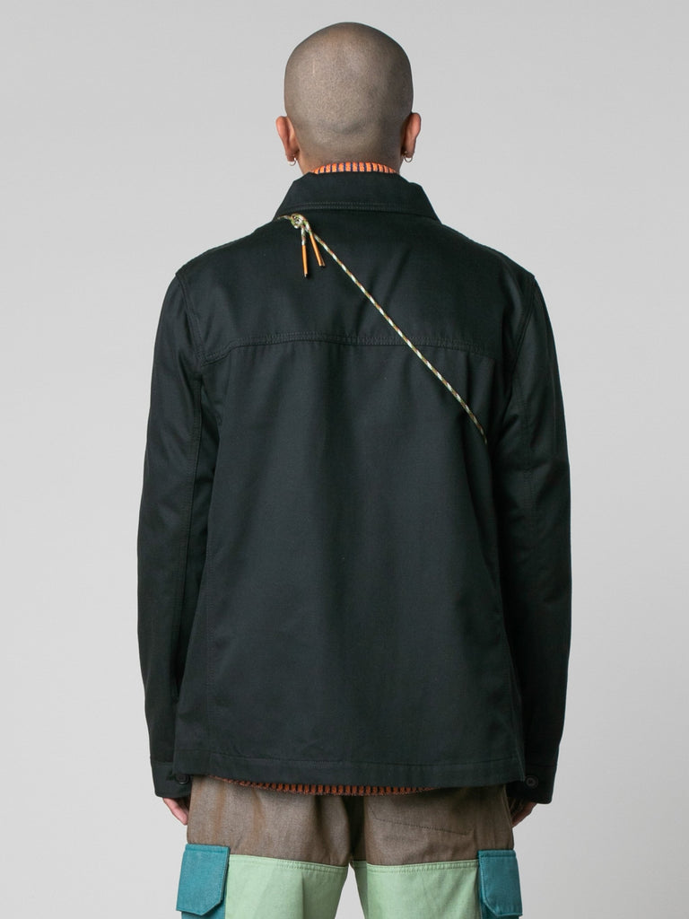 Black ELN Workwear Jacket 615927184130125