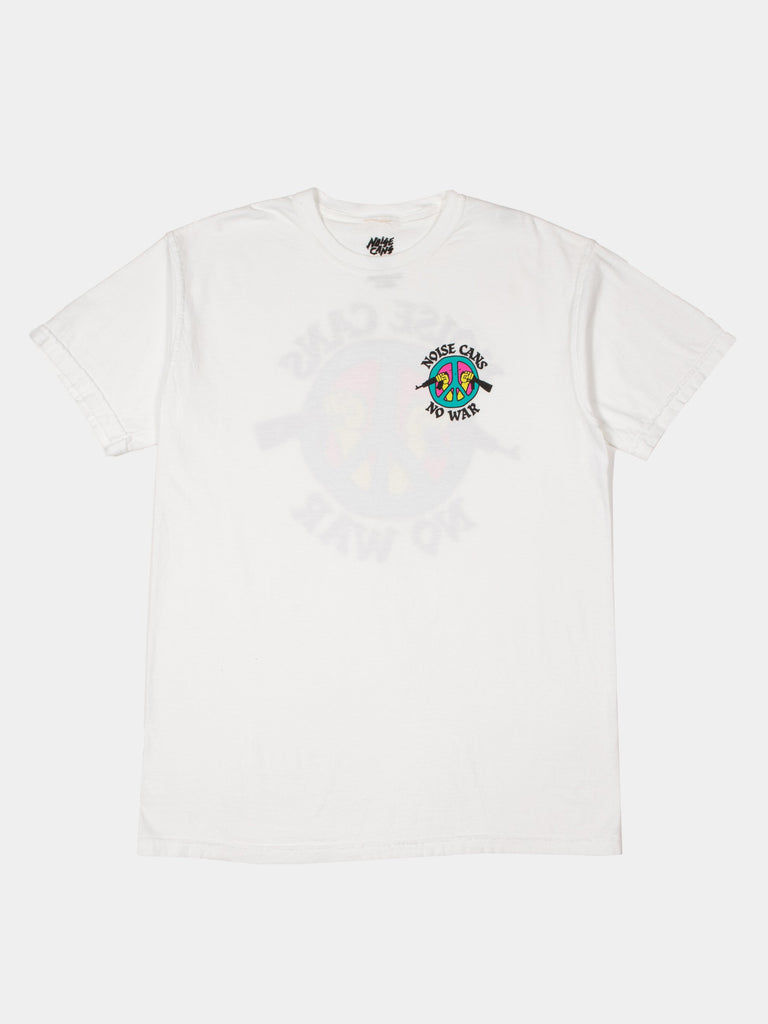 No War Crew Neck S/S T-Shirt