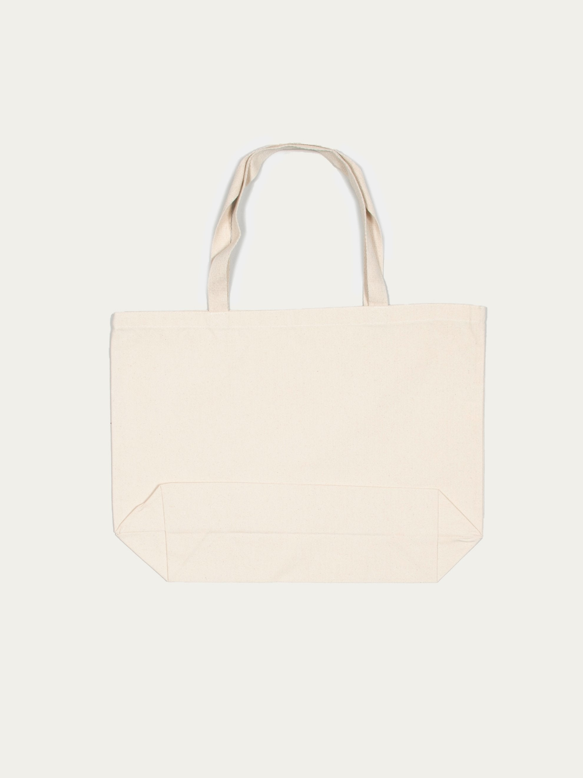 Natural Ratgirl Tote Bag 2