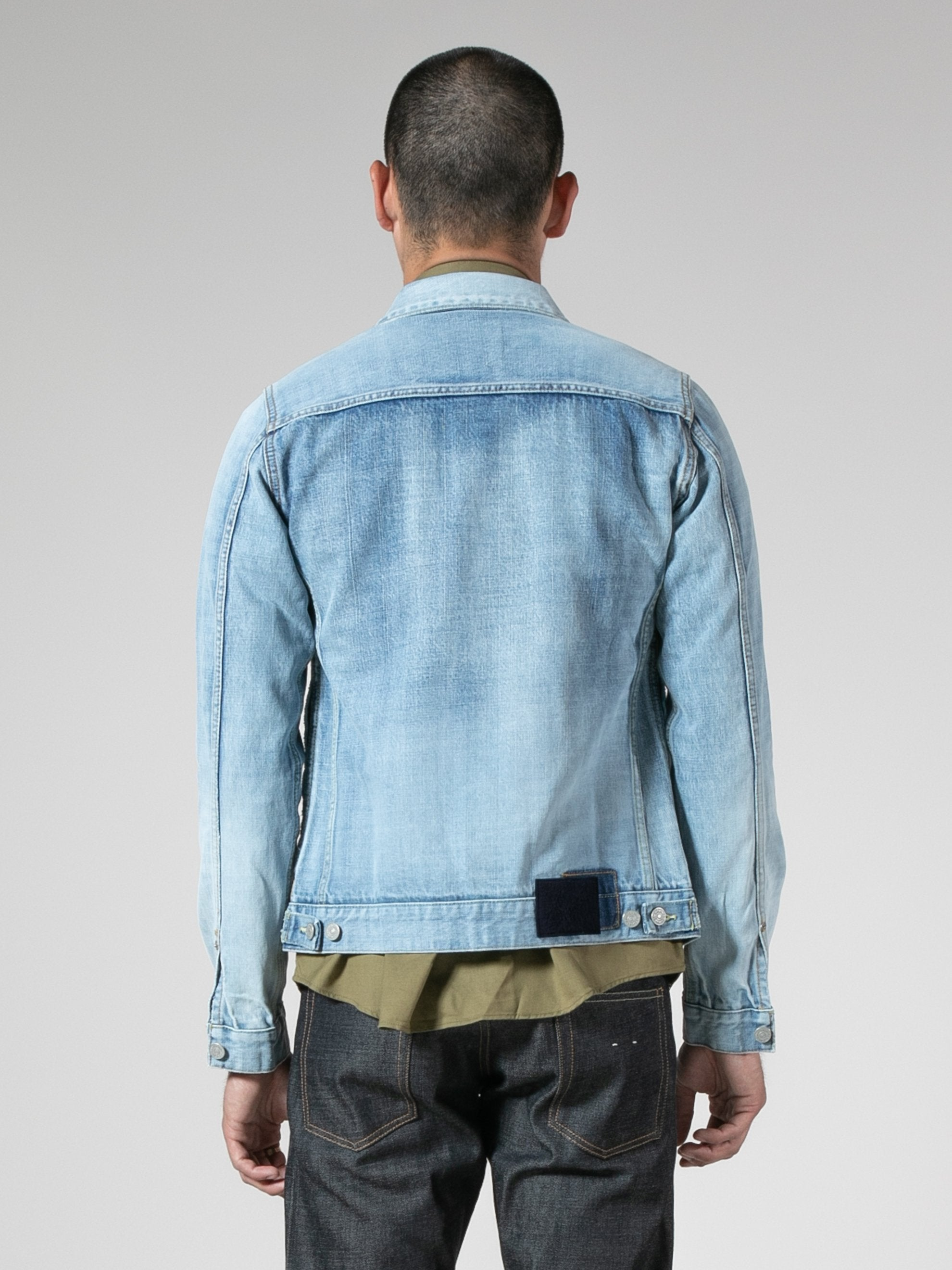 5 SS 101 Jacket (Damaged-1004) 4