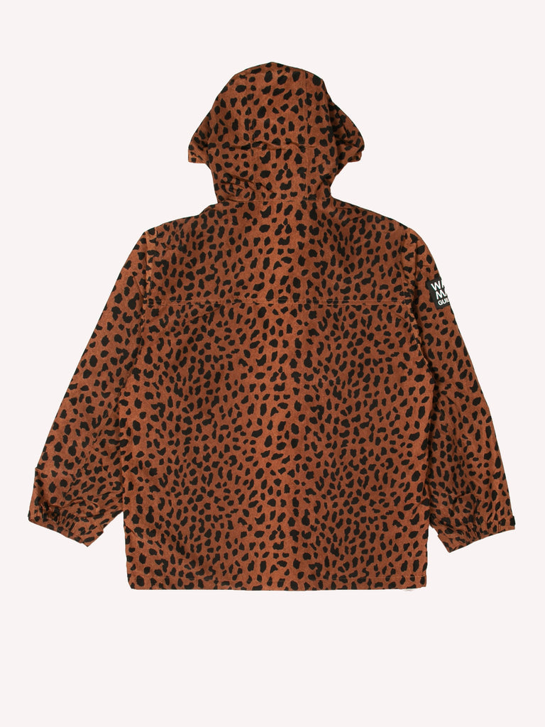 Brown Leopard Mountain Parka 415845351325773