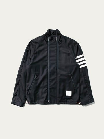 Double Zip Raglan Jacket