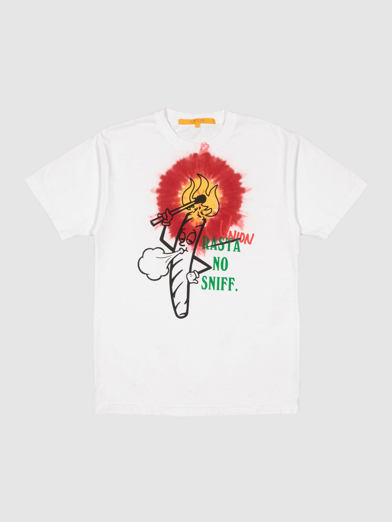 Rasta No Sniff T-Shirt