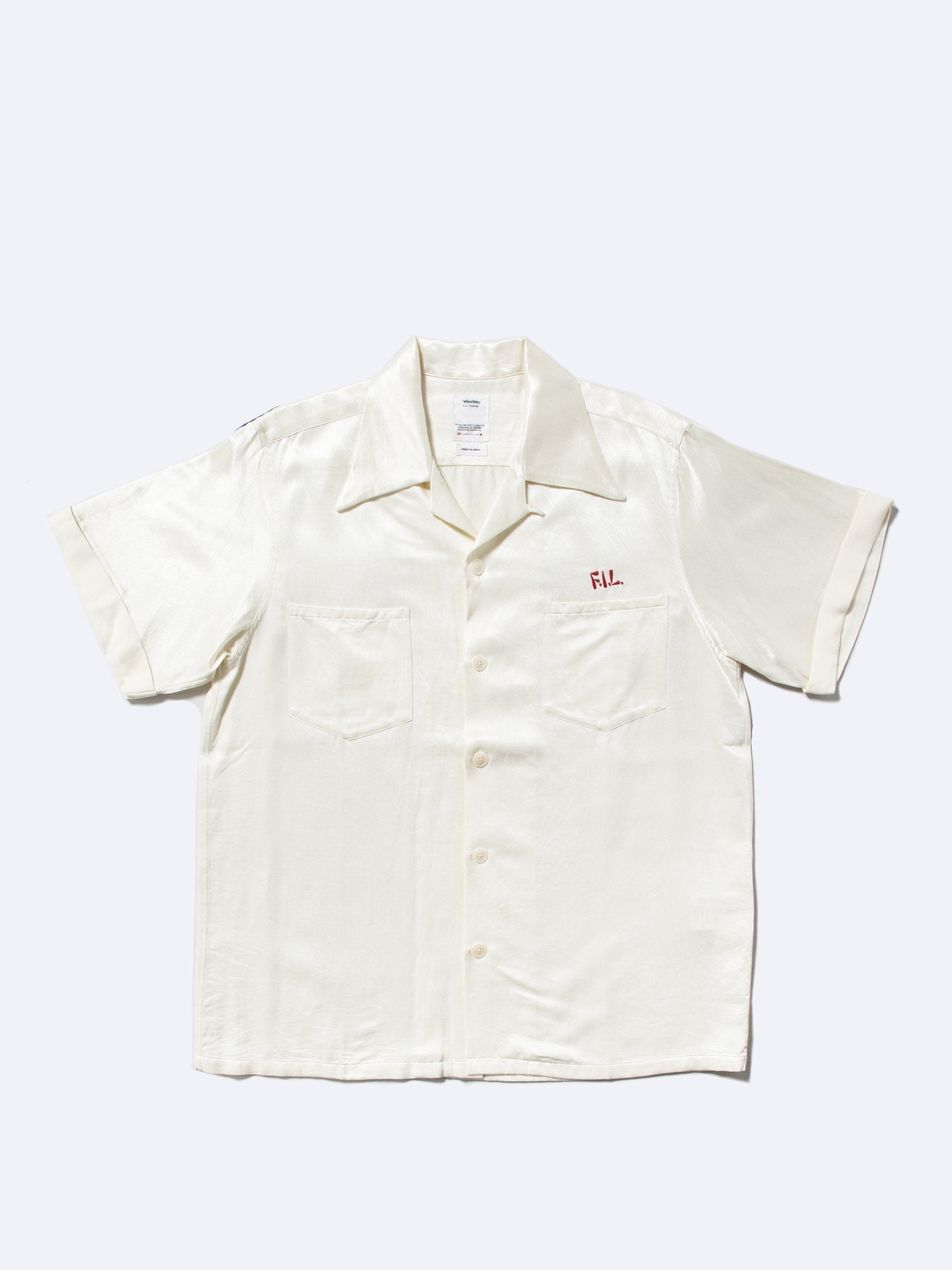 Ivory Irving S/S Shirt 1