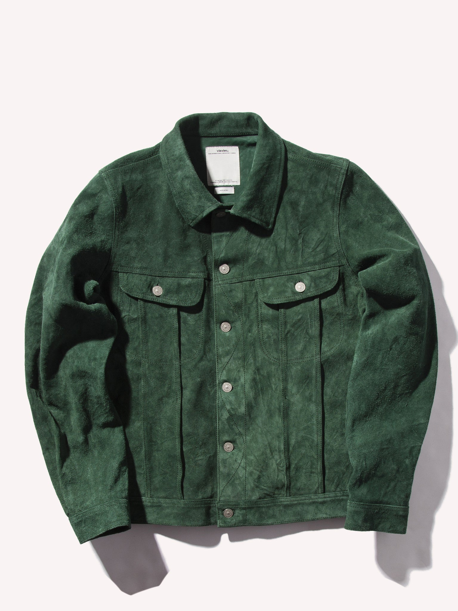 Green 104 Jacket IT 1