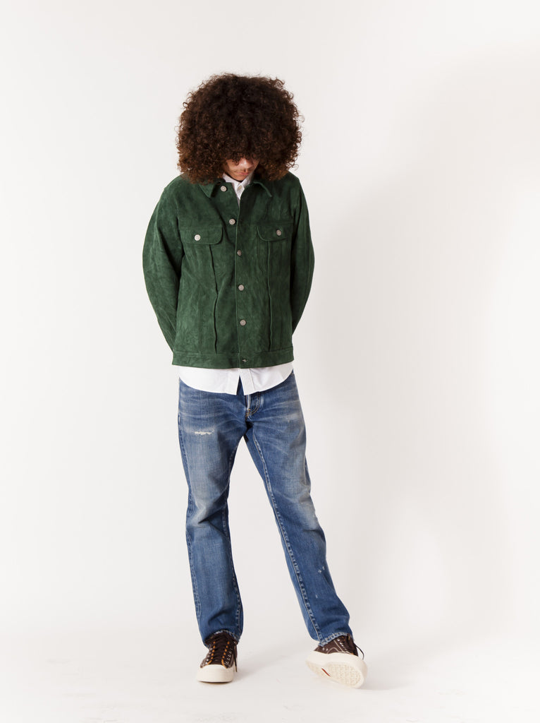 Green 104 Jacket IT 315804457673