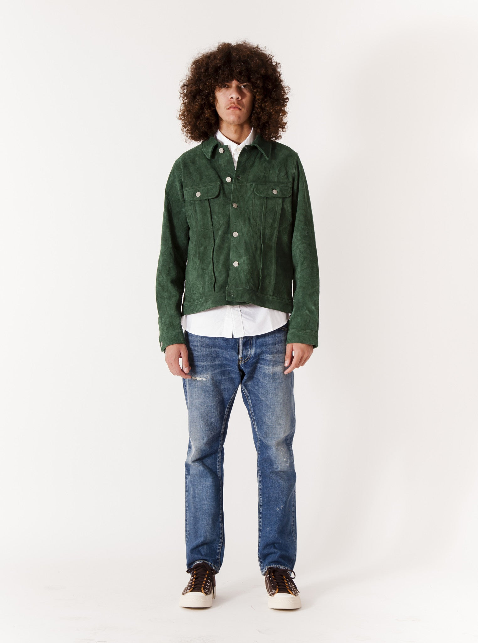 Green 104 Jacket IT 2