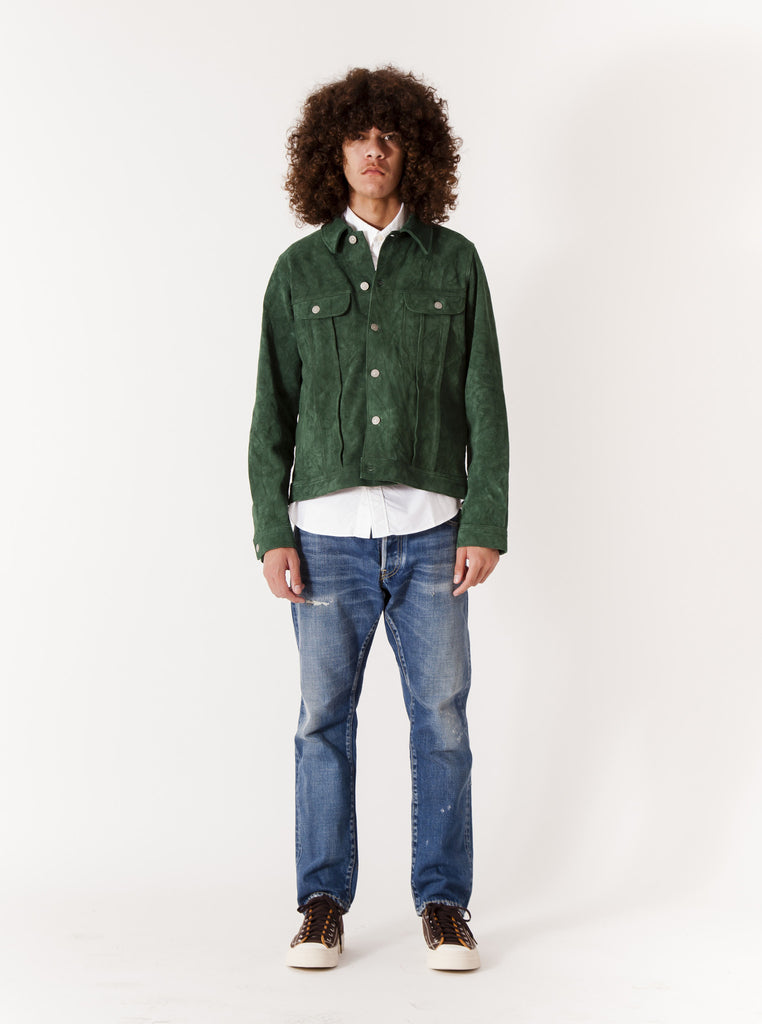 Green 104 Jacket IT 215804460105