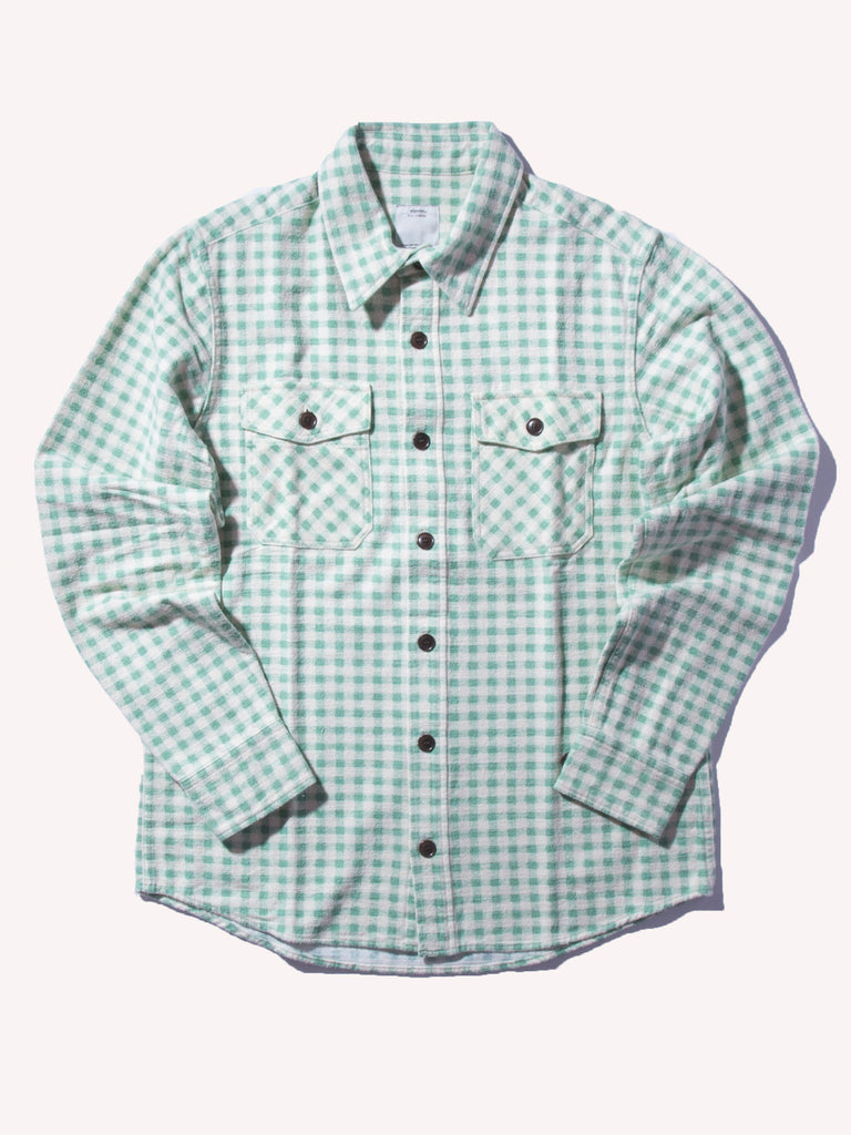 Black Elk Flannel (Gingham CK)