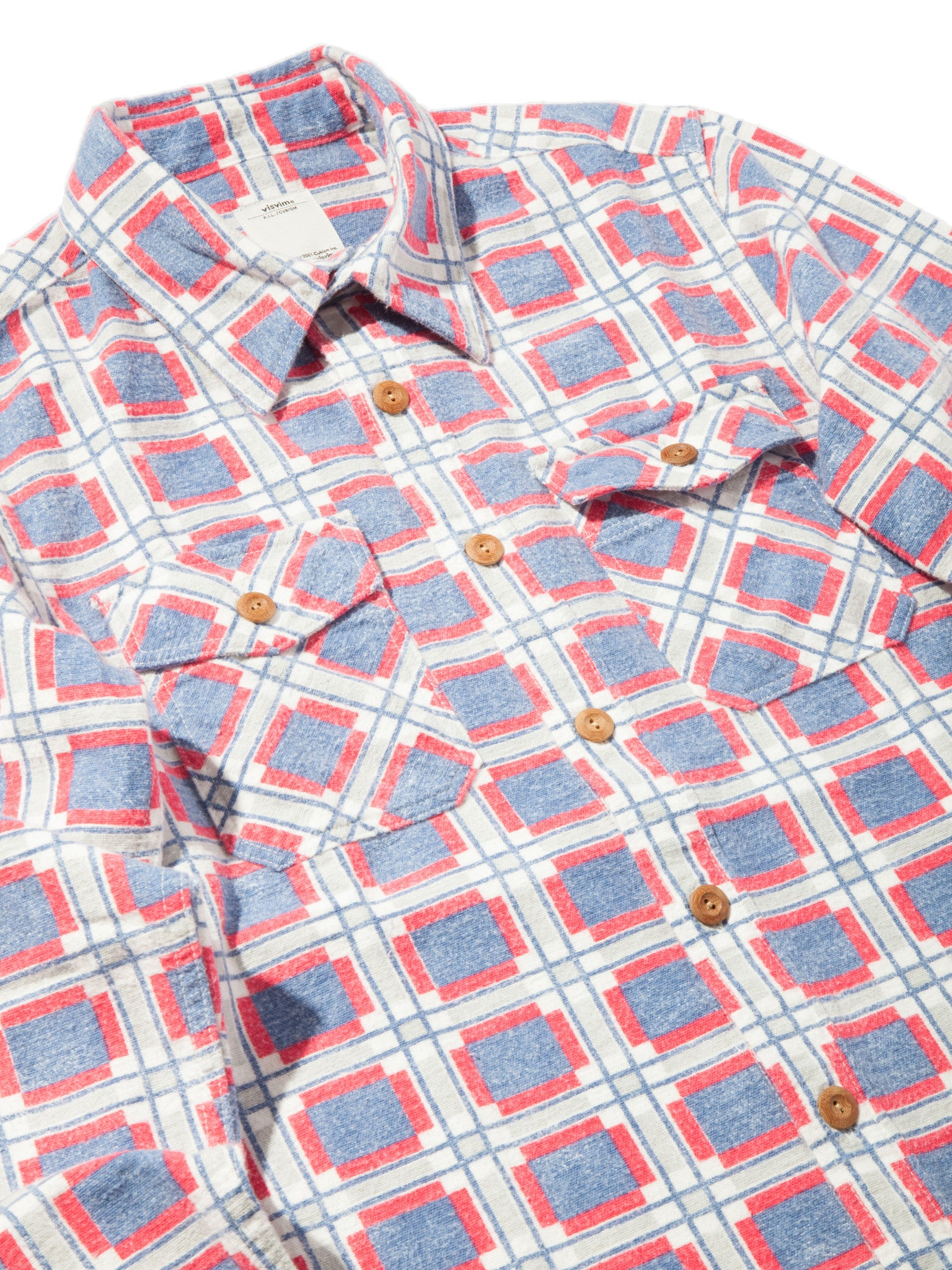 Black Elk Flannel (Printed CK)