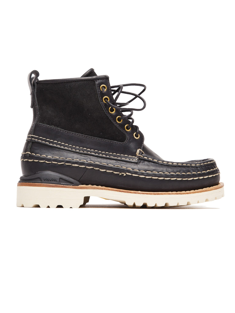 Black Grizzly Boots Mid-Folk 58256335813
