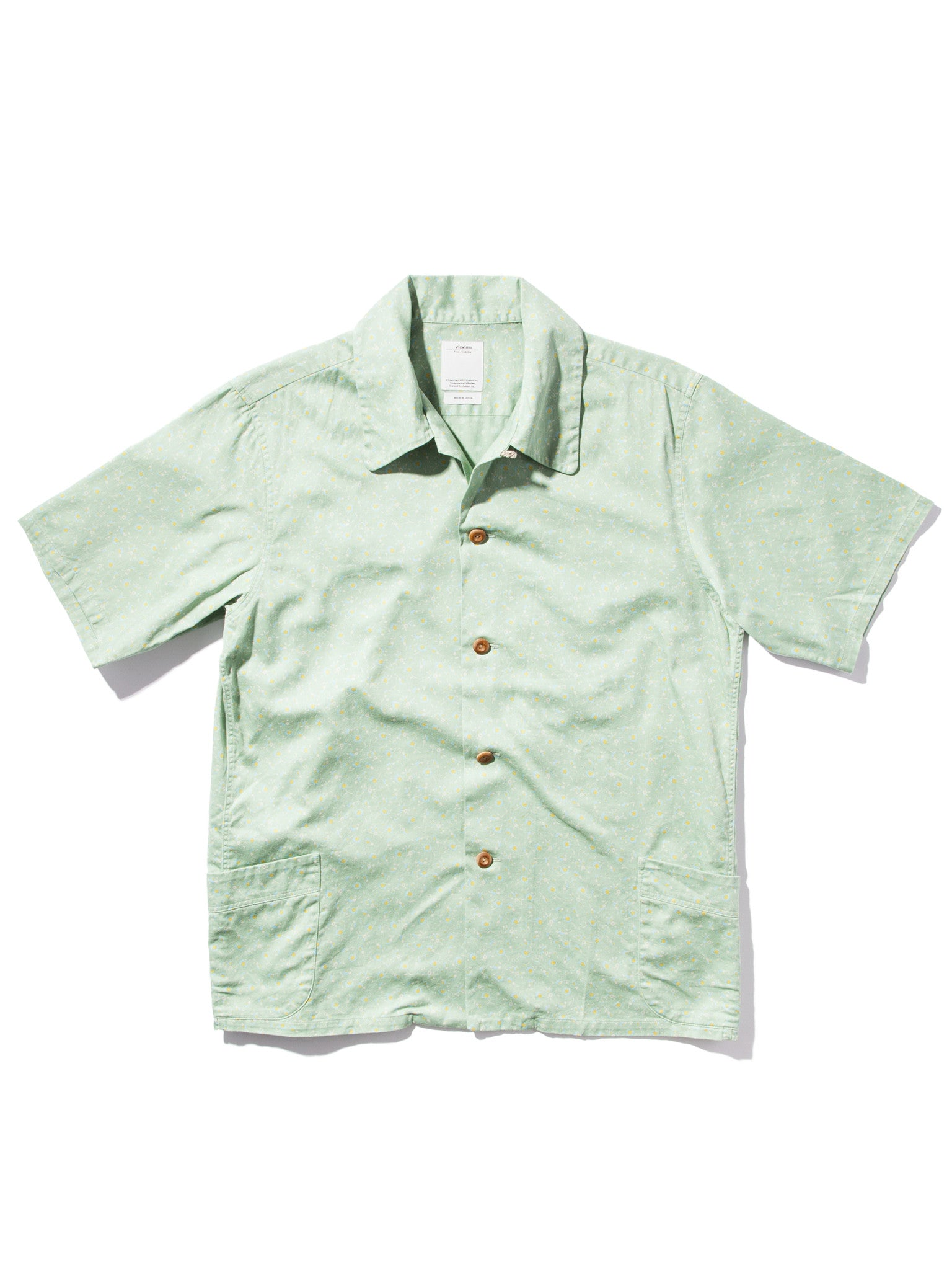 Red Kahuna Shirt S/S Petals 6