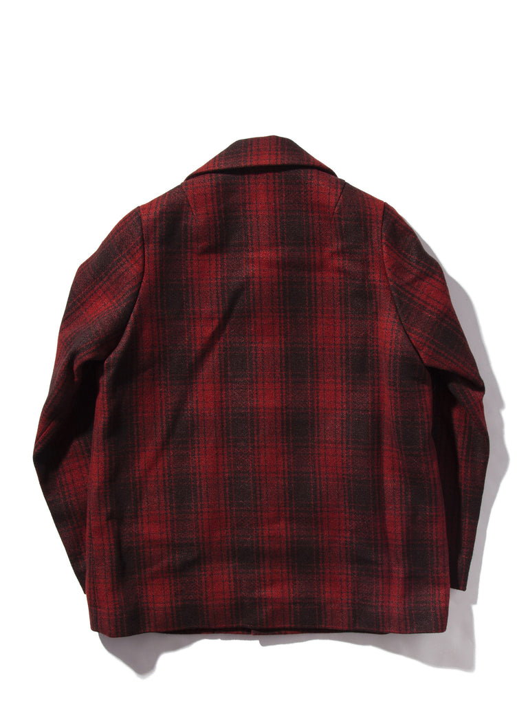 Red McKinley Jacket Buffalo Check 515804449801