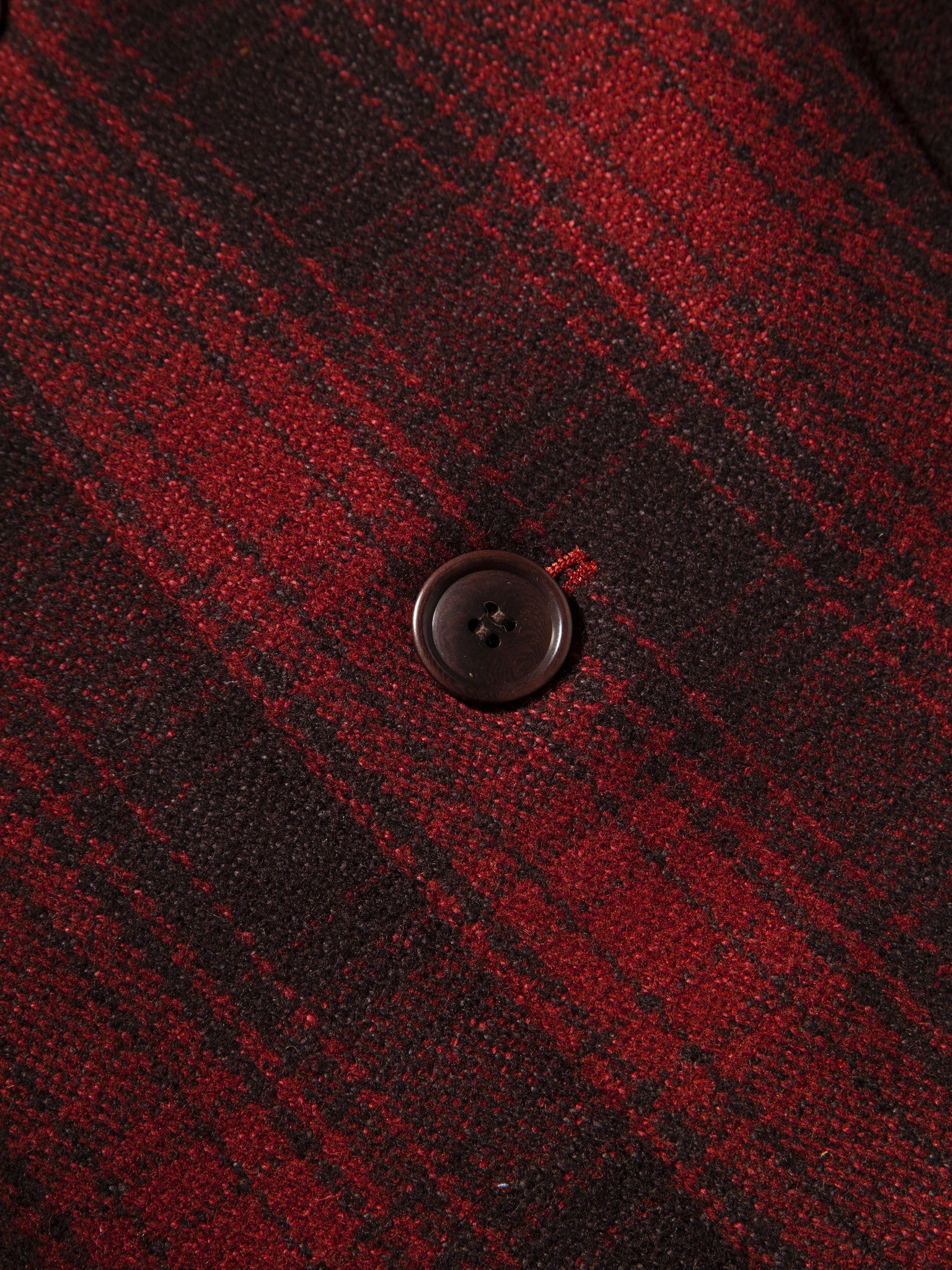 Red McKinley Jacket Buffalo Check 7