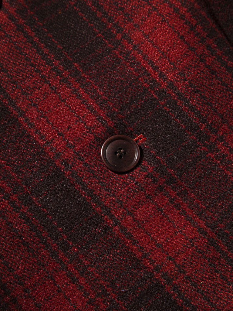 Red McKinley Jacket Buffalo Check 715804452809