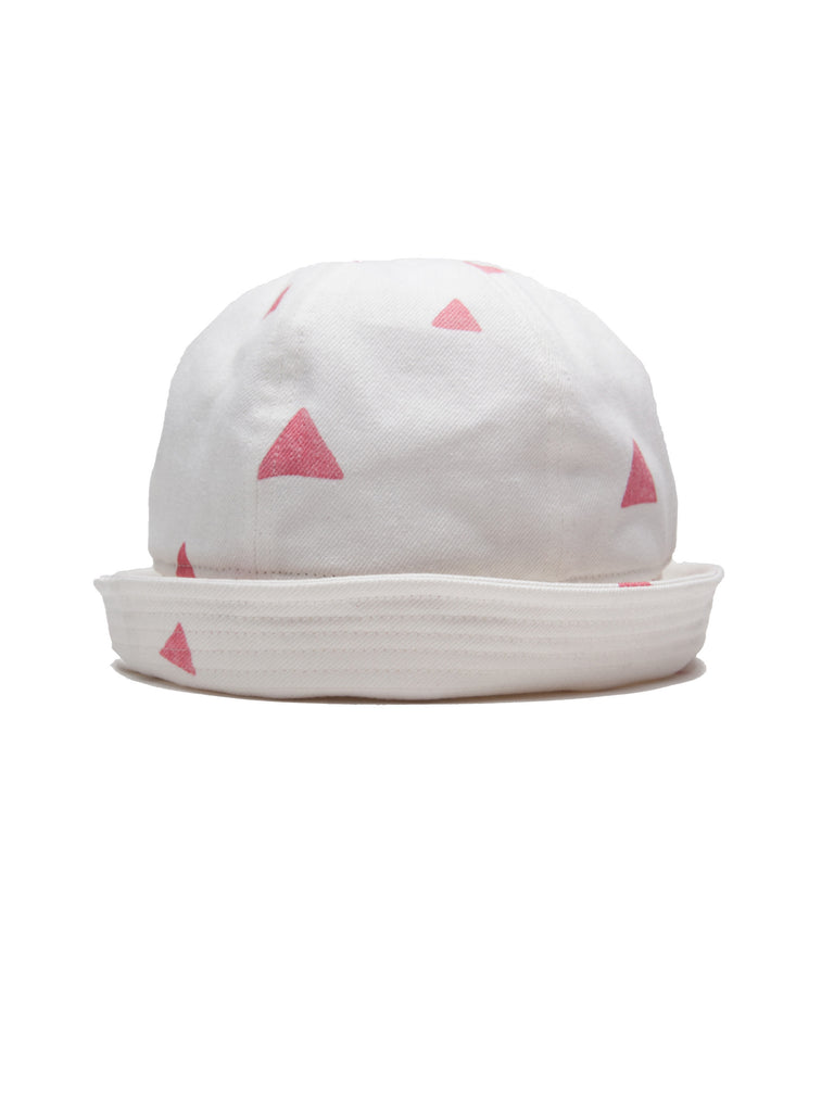 Red Sailor Hat Triangles 220285010377