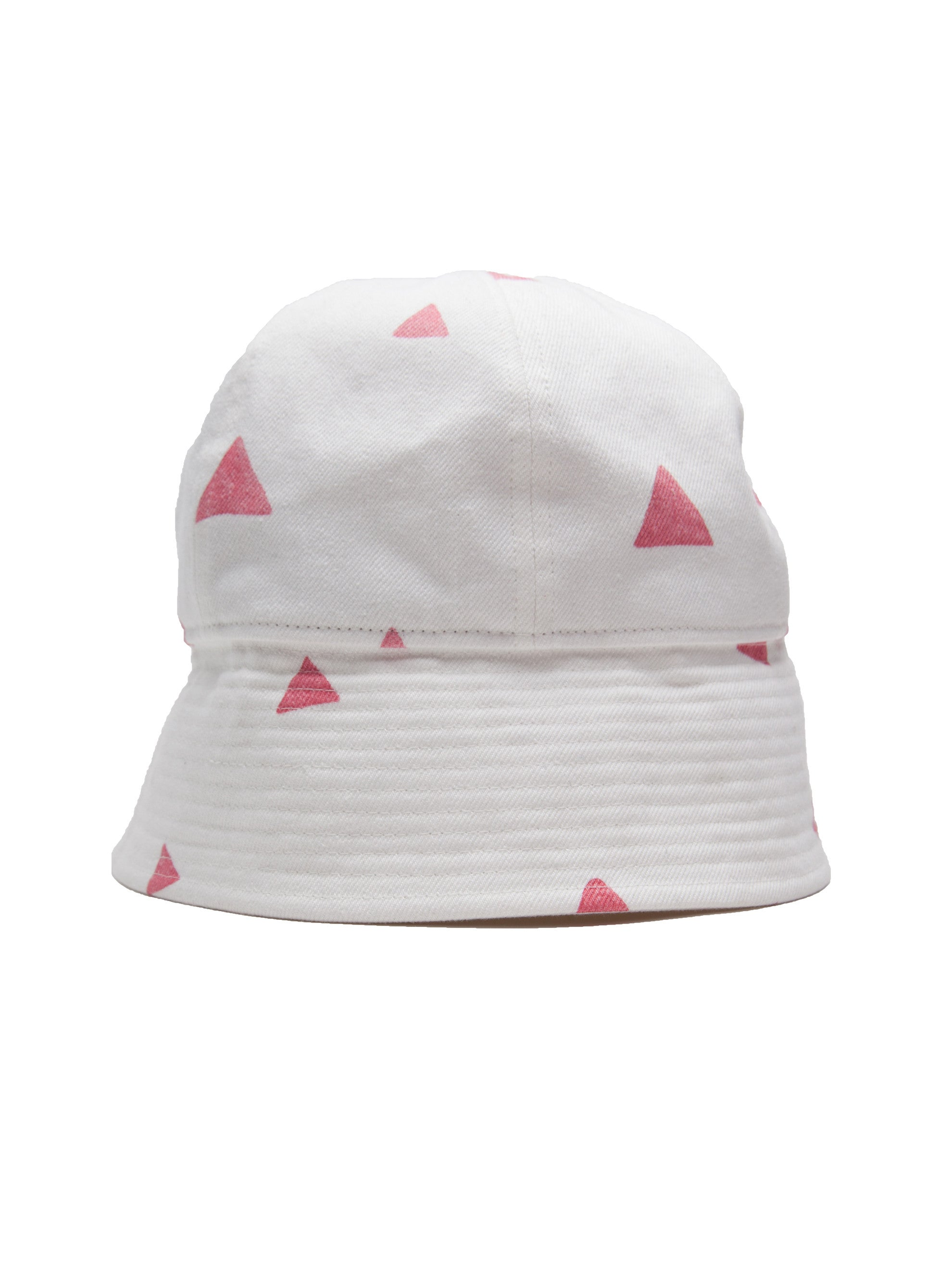 Red Sailor Hat Triangles 3