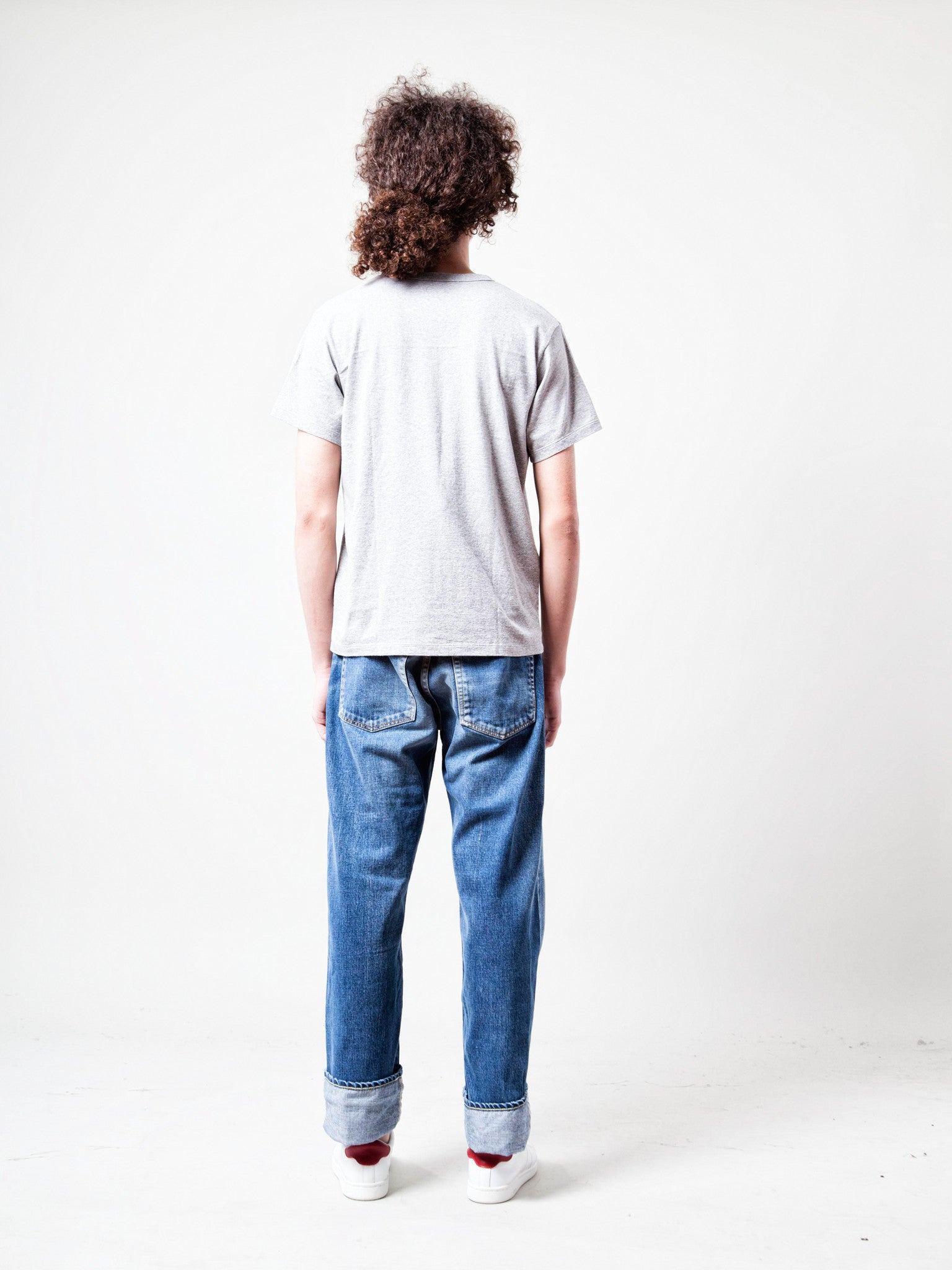 Grey Sublig Crew 3-Pack S/S (WIDE) 3