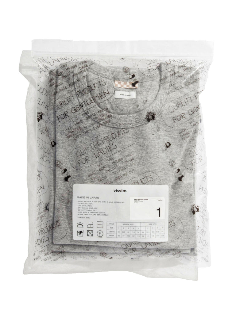 Grey Sublig Crew 3-Pack S/S (WIDE) 918995949833