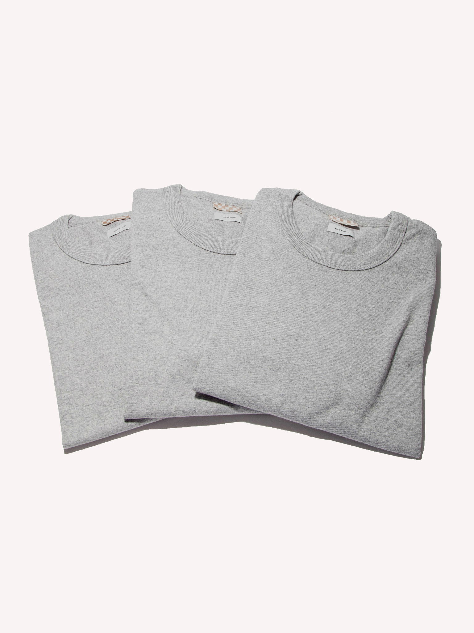 Grey Sublig Crew 3-Pack S/S (WIDE) 1