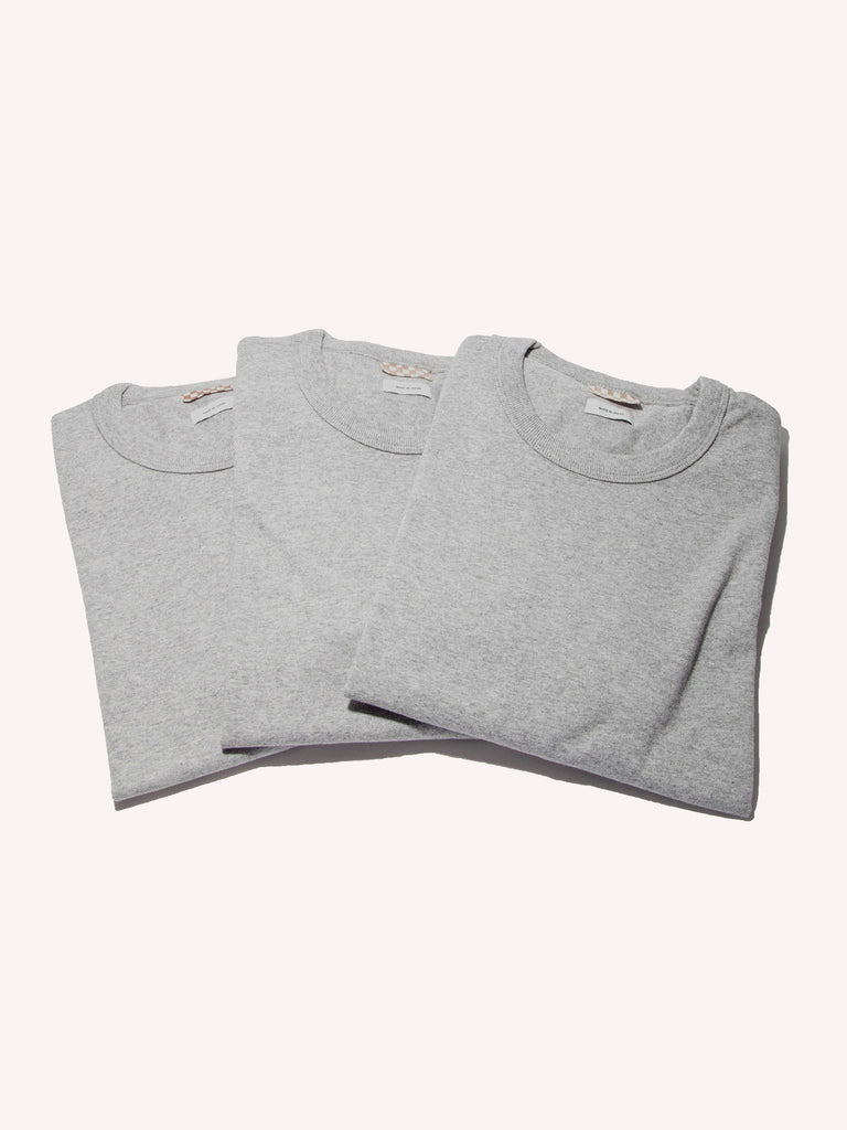 Sublig Crew 3-Pack S/S (WIDE)