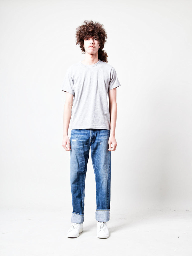 Grey Sublig Crew 3-Pack S/S (WIDE) 218995957065