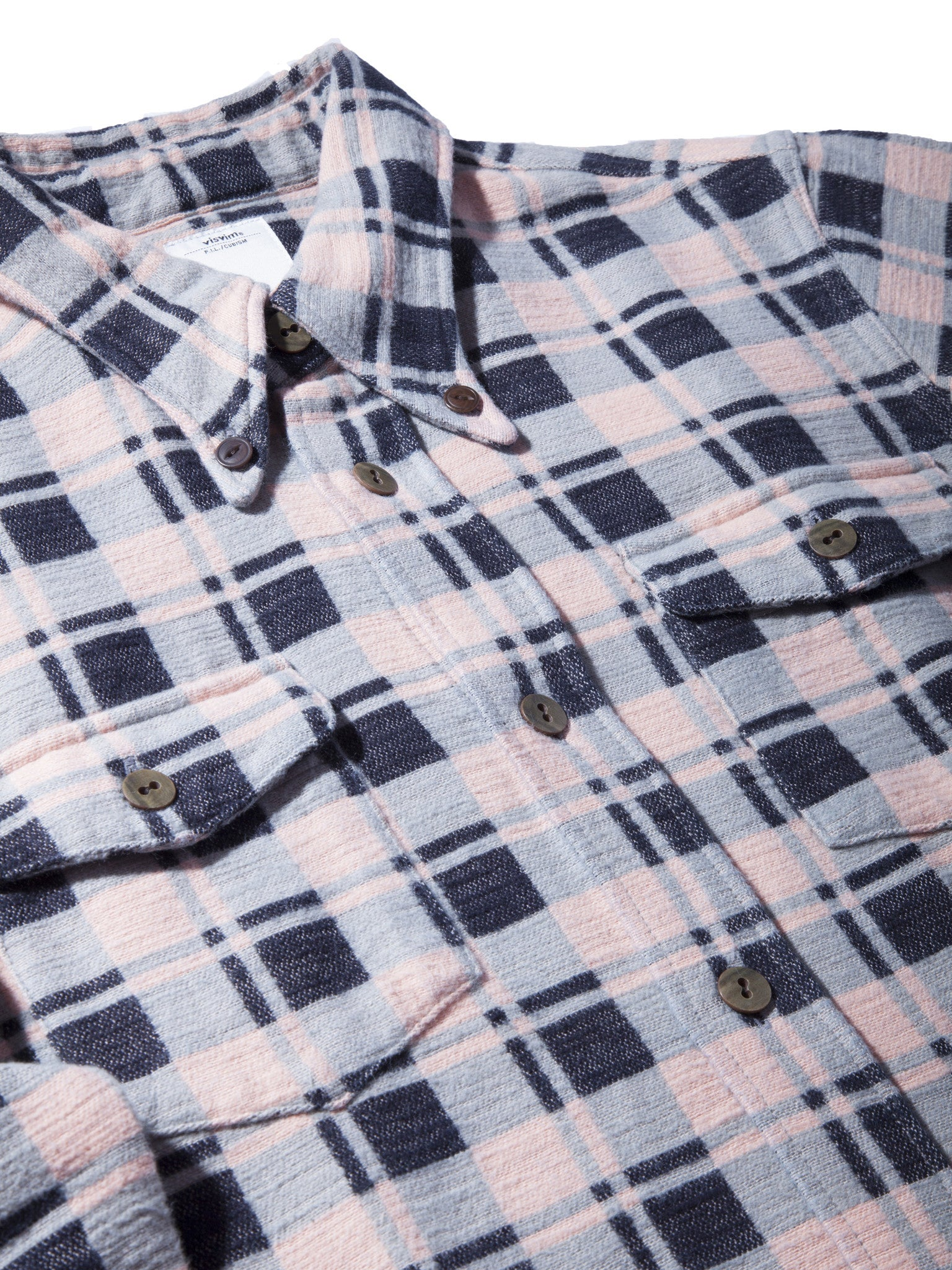 Orange Wally Shirt (Indigo DB CK) 5