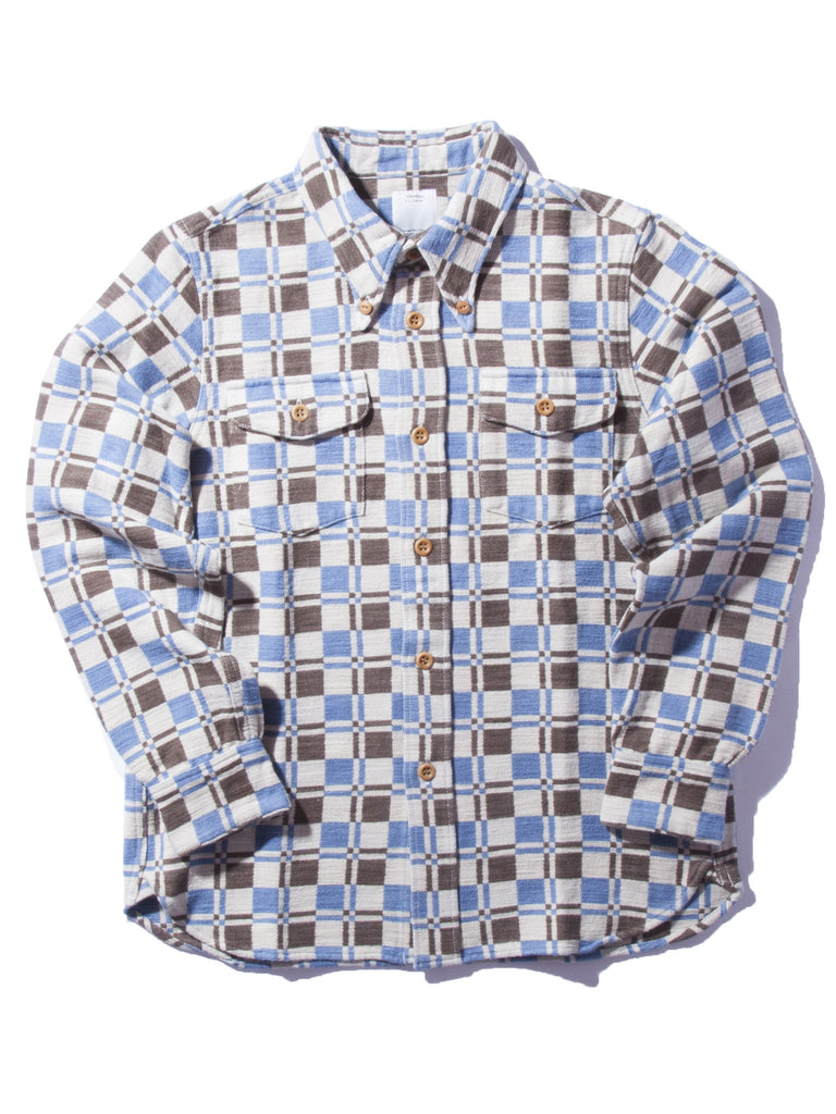 Indigo Wally Shirt (Indigo DB CK) 617475494857