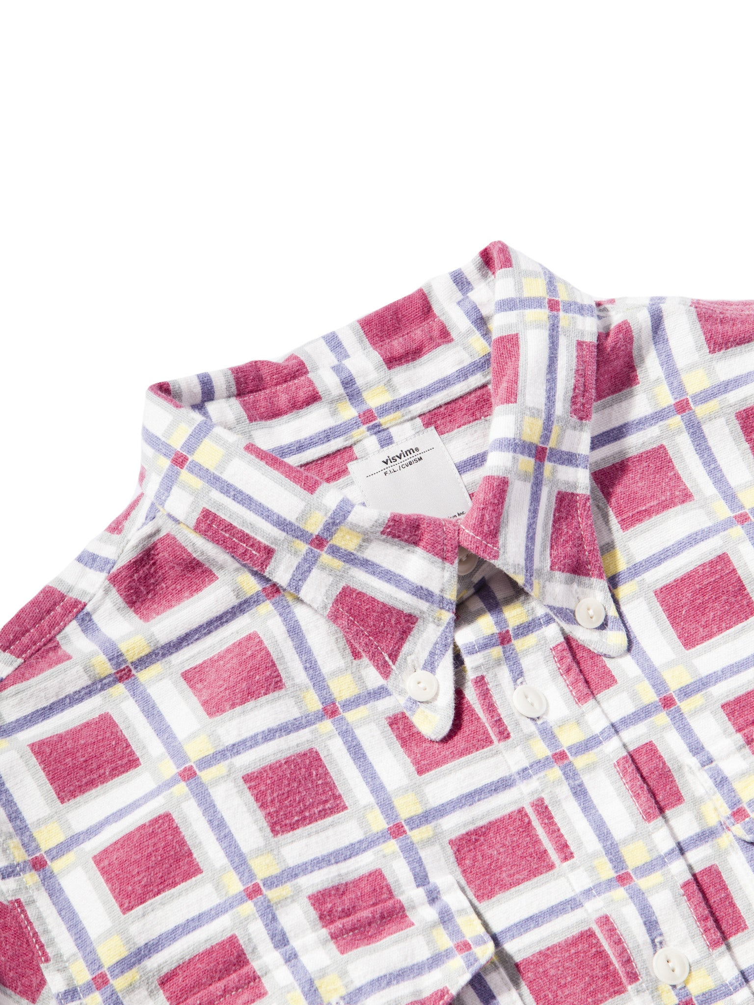 Wally Shirt (Printed Check)