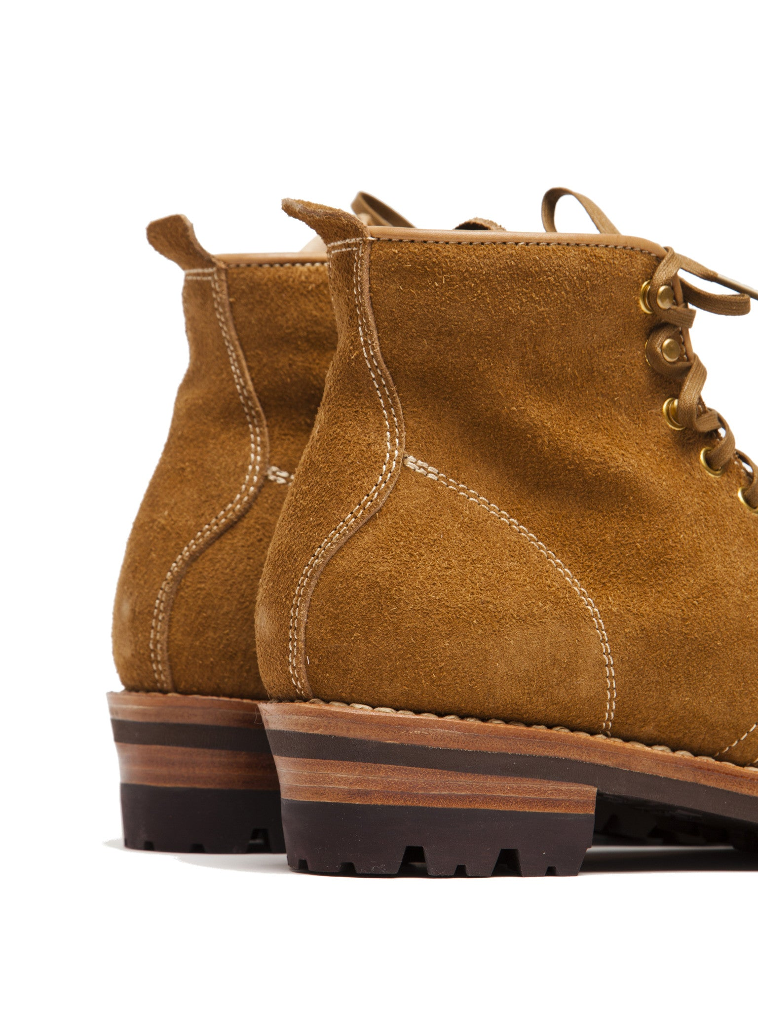Brown Zermatt Boots FOLK 2