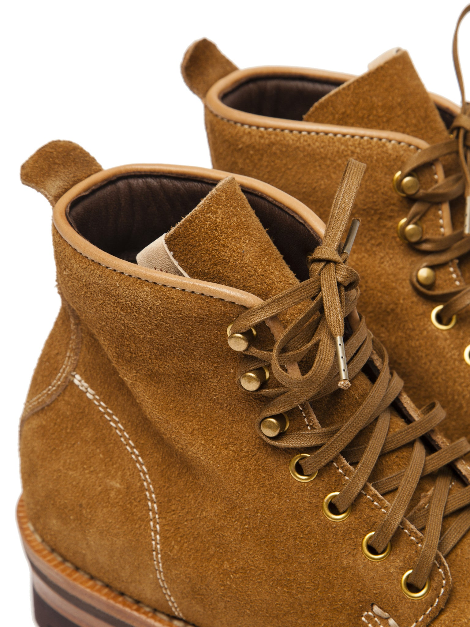 Brown Zermatt Boots FOLK 3